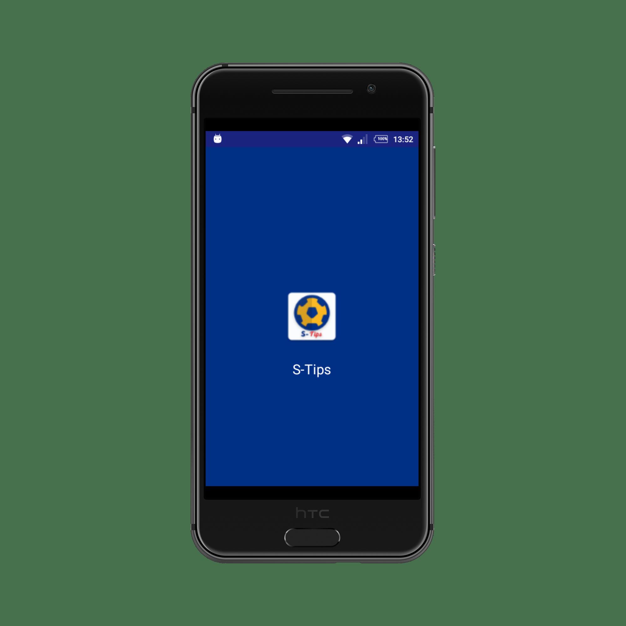 Sportpesatips Android app